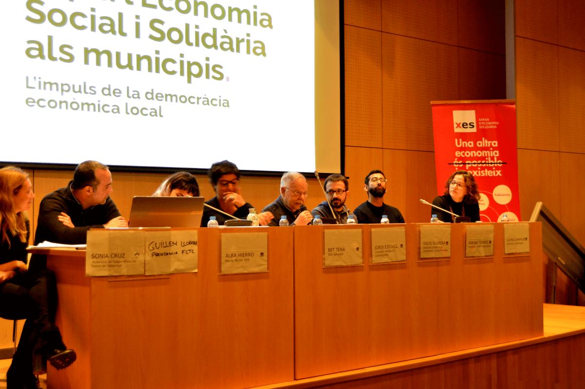 Presentació de 15 mesures XES . Fotografia Jordi Pascual