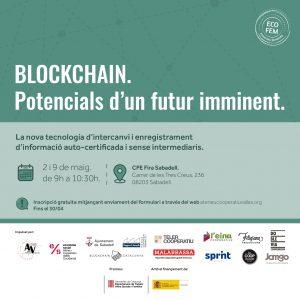 Curs de Blockchain de La Coopmunitat. Una base de dades distribuida i descentralitzada