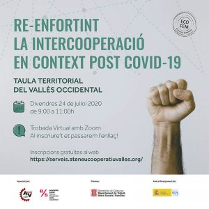 Taula Territorial Virtual Intercooperació